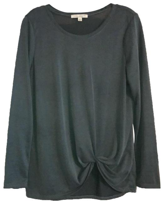 Item - Teal Knotted Front Tunic Size 6 (S)