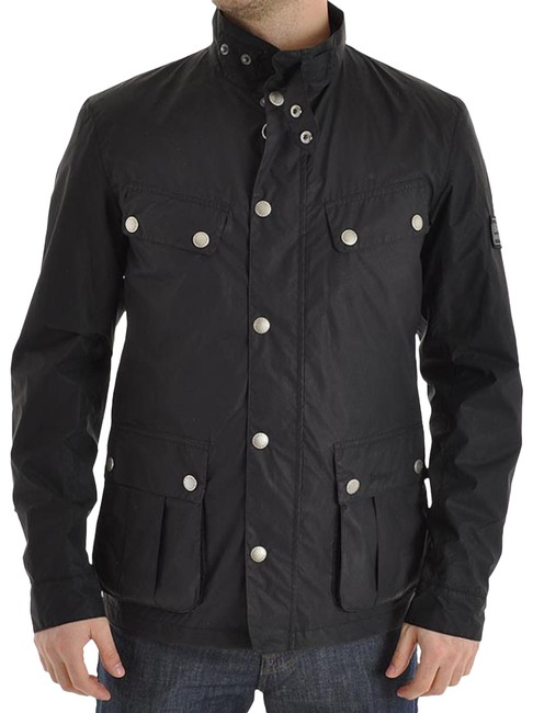 Item - Black Norton Utility Jacket In Small Coat Size 8 (M)