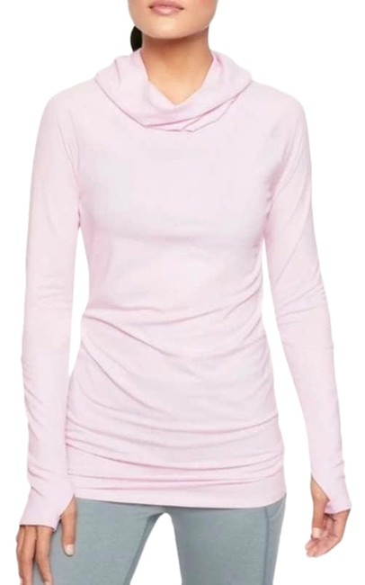 Item - Pink Essence Hooded Tunic Activewear Top Size 10 (M)