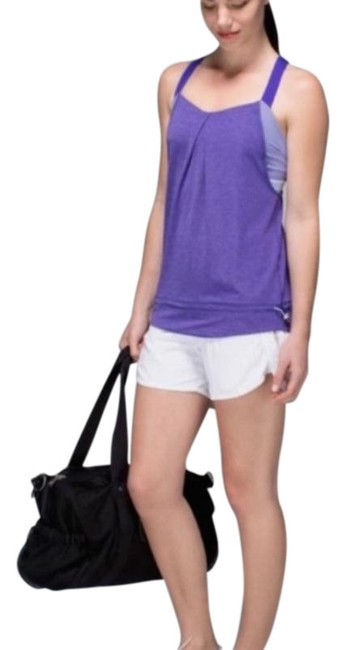 Item - Purple and Gray No Limits Workout Activewear Top Size 6 (S)