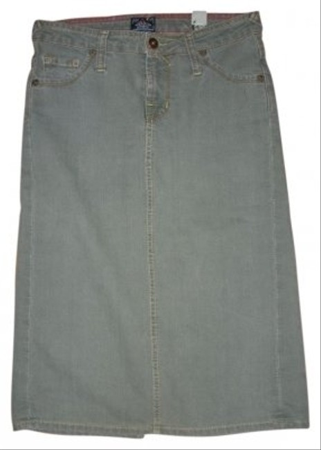 Von Dutch Skirt Army Green