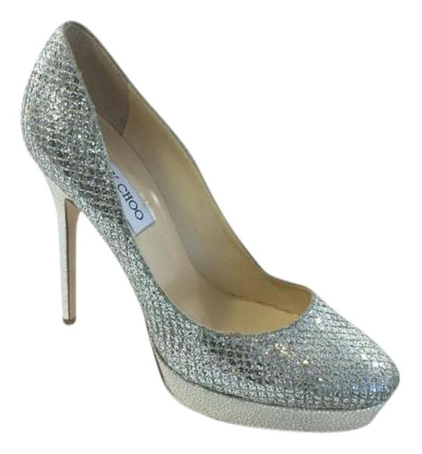 Item - Silver/Gold Pumps Size EU 39 (Approx. US 9) Regular (M, B)