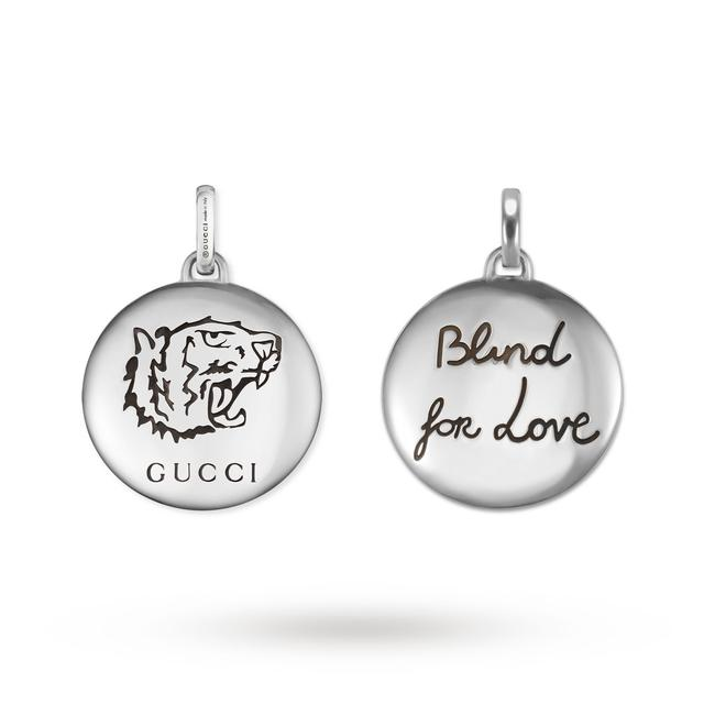 Item - Silver New Blind For Love Tiger Charm