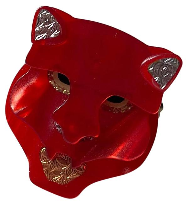 Item - Red New Panther M Ring