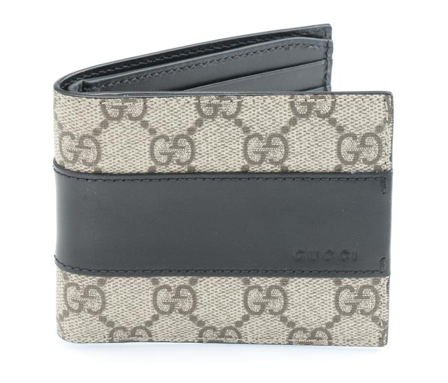 Item - Brown Gg Supreme Wallet Men's Jewelry/Accessory