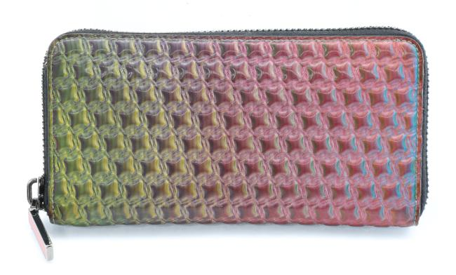 Item - Multicolor Panettone Zipped Continental Wallet