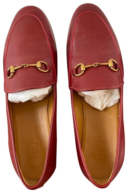 Item - Burgundy Brixton Collapsible-heel Leather Loafers Flats Size EU 40 (Approx. US 10) Regular (M, B)
