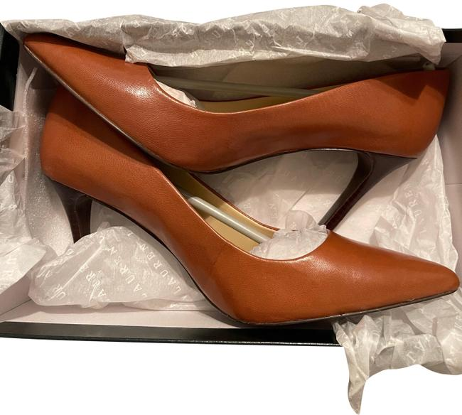 Item - Polo Tan Adena Pumps Size US 9 Regular (M, B)