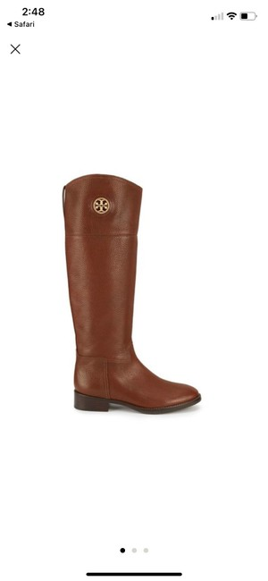 Item - Brown Junction Riding Boots/Booties Size US 8.5 Regular (M, B)