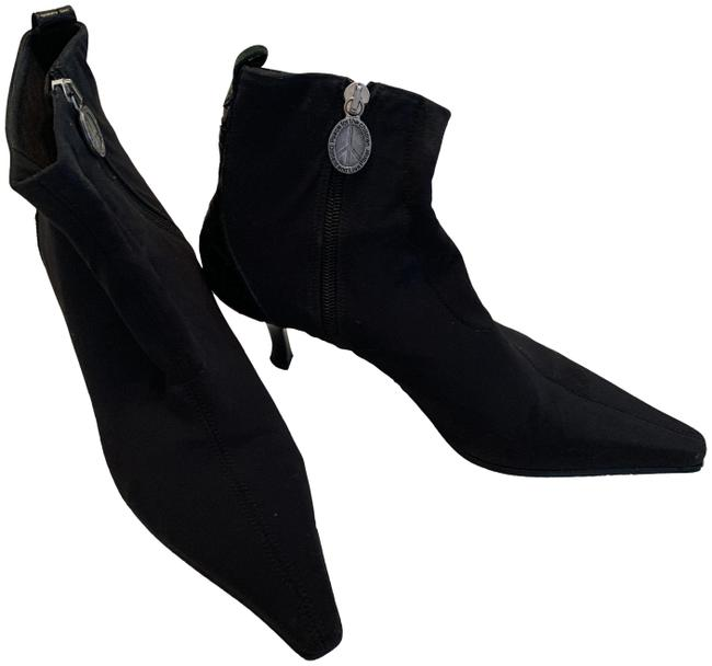 Item - Black Lola-s-7 075 M Boots/Booties Size EU 39 (Approx. US 9) Narrow (Aa, N)