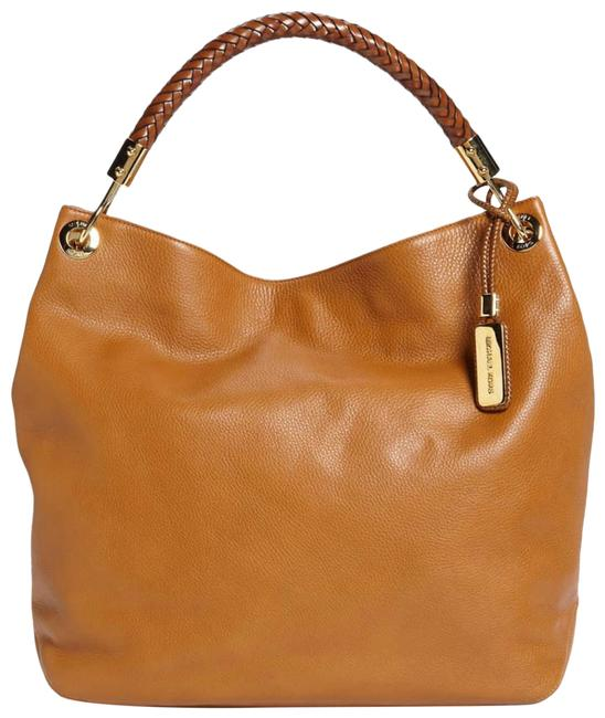 """Item - """"the Collection"""" Skorpios Luggage Leather Hobo Bag"""