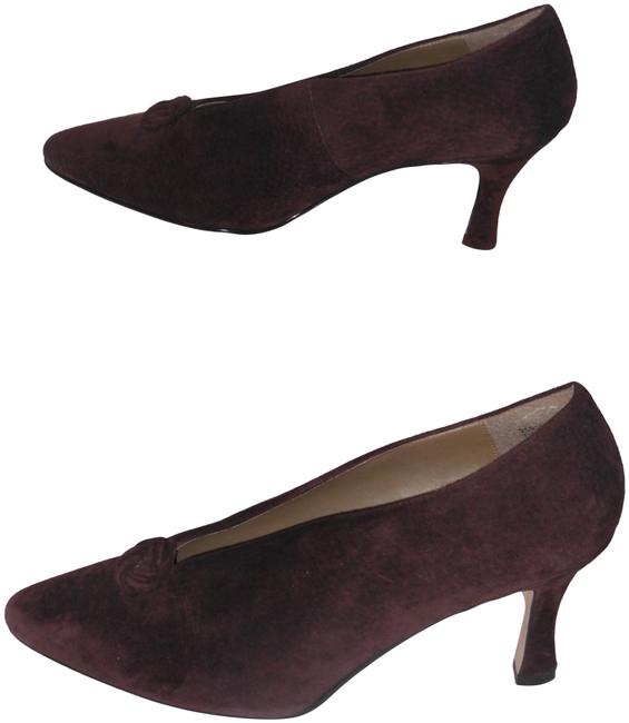 Item - Brown Classic Medium Pumps Size US 10 Regular (M, B)