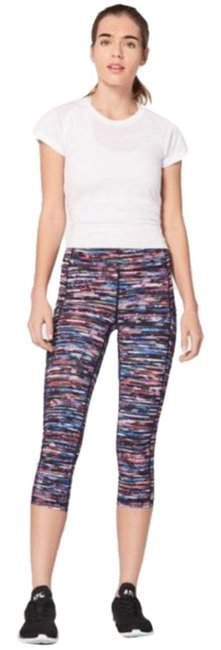 Item - Blue Red Speed Up Activewear Bottoms Size 4 (S, 27)