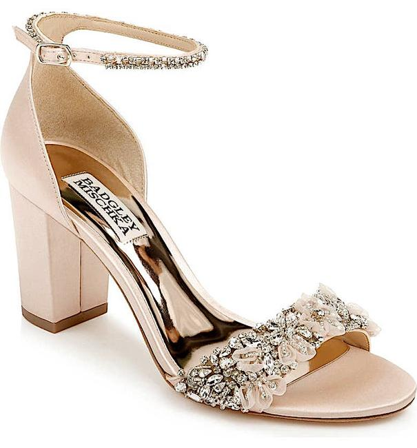 Item - Seashell New Finesse Ankle Strap Sandal Pumps Size US 5 Regular (M, B)