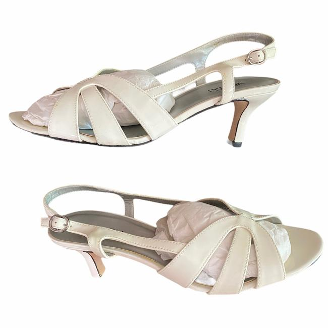 Item - White Strappy Formal Shoes Size US 10 Regular (M, B)