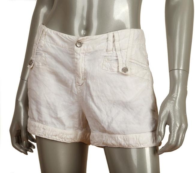 Item - Off White A/X Cotton Blend Shorts Size 8 (M, 29, 30)