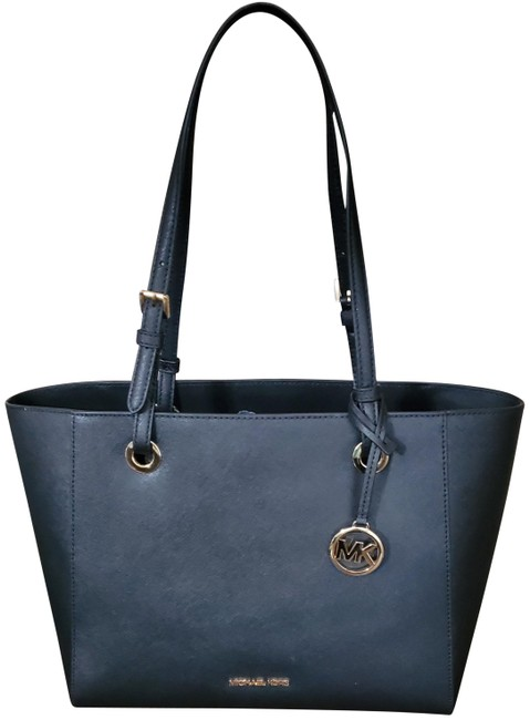 Item - Walsh Black Leather Tote