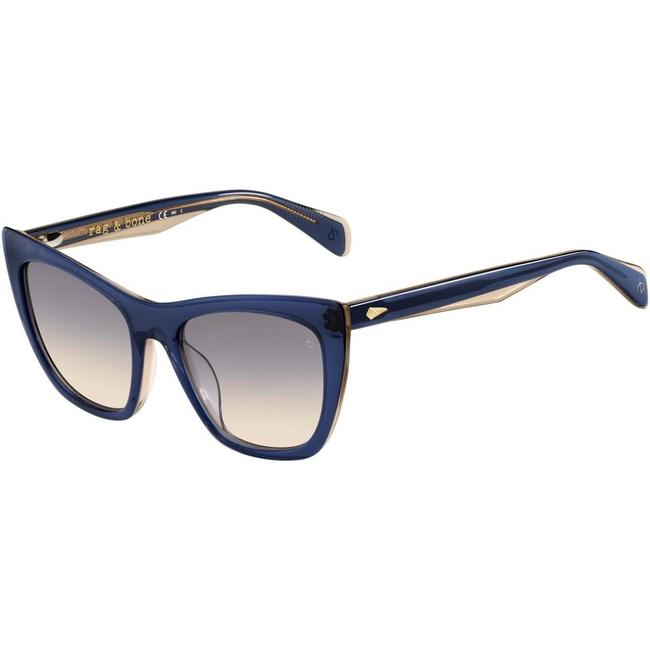 Item - Blue And Rnb-1039-gs-yrq-ff-53 Size 53mm 19mm 140mm Sunglasses