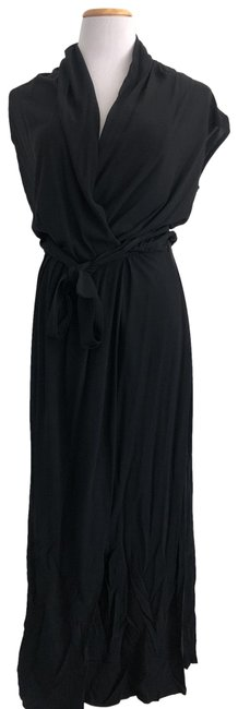 Item - Black Long Formal Dress Size 4 (S)
