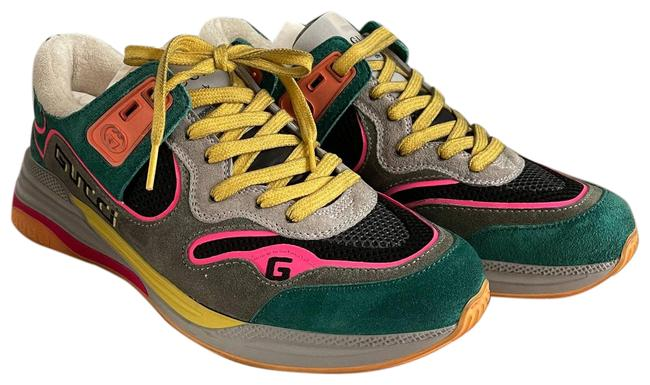 Item - Green New Ultrapace Suede /8.5 Sneakers Size EU 38.5 (Approx. US 8.5) Regular (M, B)