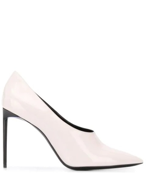 Item - Off-white Teddy Patent Pumps Size EU 38 (Approx. US 8) Regular (M, B)