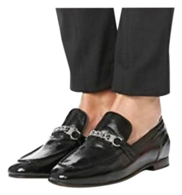 Item - Black Cooper Loafers Patent Leather Mules/Slides Size EU 38.5 (Approx. US 8.5) Regular (M, B)