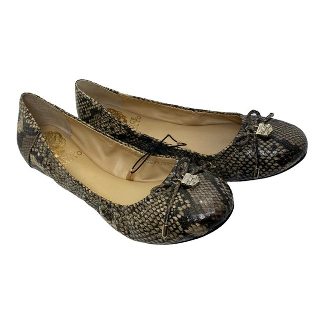 Item - Multi Colors Vp-eryn Snakeskin Ballet Flats Size US 5.5 Regular (M, B)