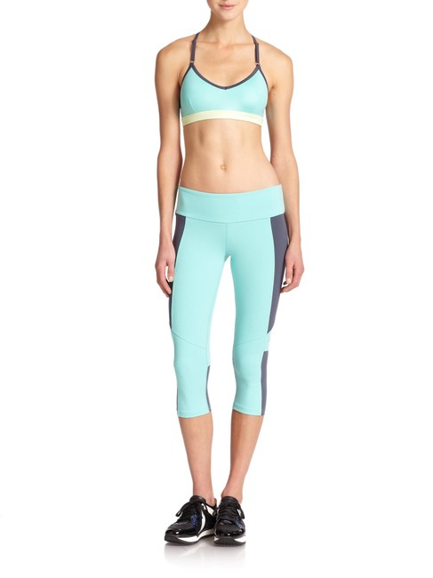 Item - Colorblock Activewear Bottoms Size 8 (M)