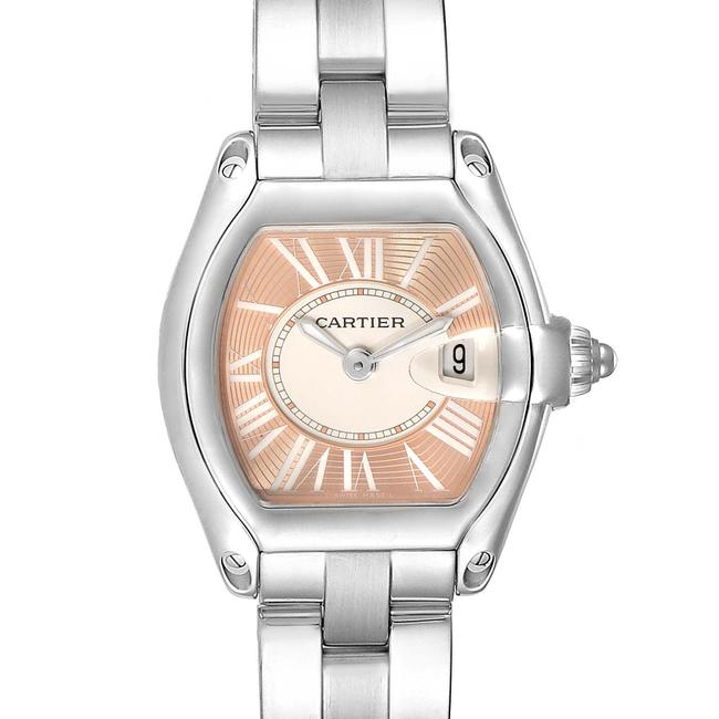 Item - Coral Pink Roadster Limited Edition Steel Ladies W62054v Watch