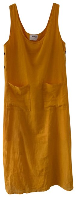 Item - Yellow Na Mid-length Casual Maxi Dress Size 2 (XS)