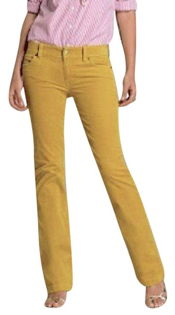 Item - Green Cords Mustard Pants Size 8 (M, 29, 30)