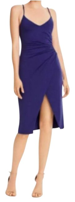 Item - Blue Bowery 9649638 Mid-length Cocktail Dress Size 6 (S)