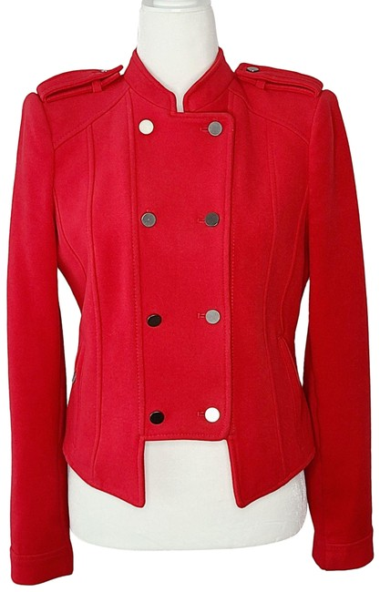 Item - Red Style Short Jacket Size 8 (M)