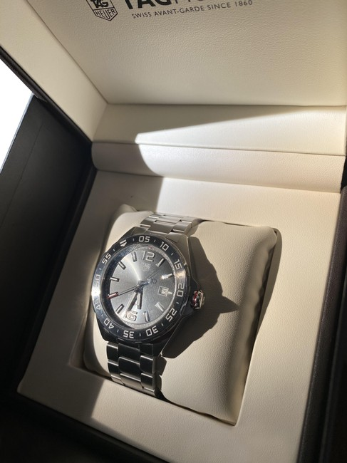 Item - Stainless Steel Formula 1 Watch