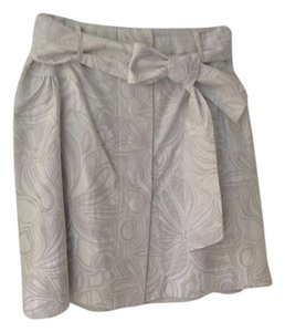Magaschoni Skirt Light grey