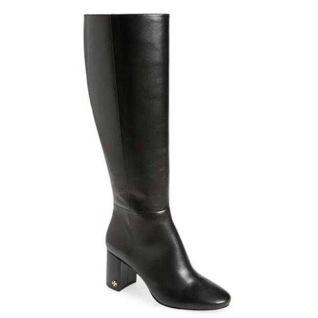 Item - Black Kira Knee High Leather New Boots/Booties Size US 8 Regular (M, B)