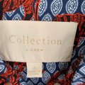 J.Crew Red Collection Silk Twill Roaming Tiger Shirtdress Long Sleeve Short Casual Dress Size 6 (S) J.Crew Red Collection Silk Twill Roaming Tiger Shirtdress Long Sleeve Short Casual Dress Size 6 (S) Image 11