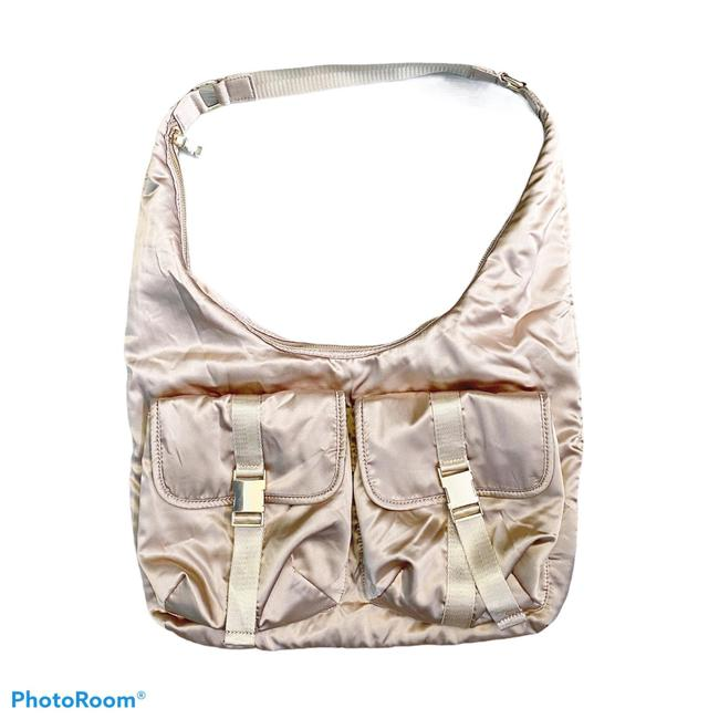 Item - Cole Purse In Rose Gold Champagne Pink Satin Hobo Bag