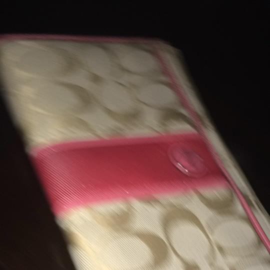 Other Brown/pink Clutch