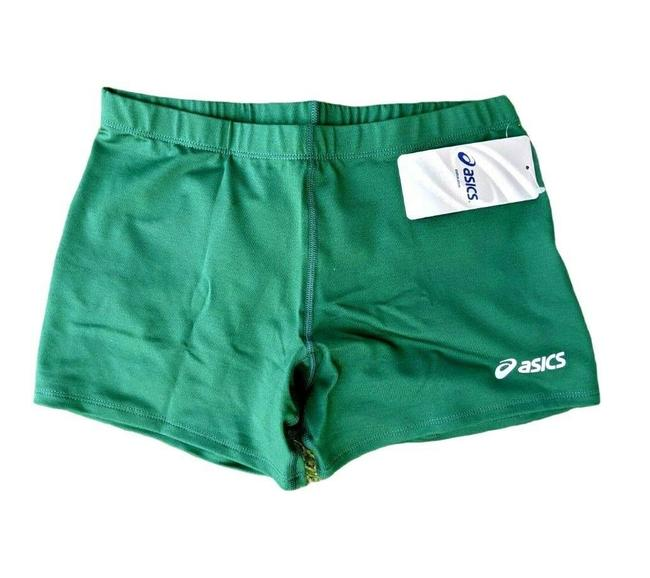 """Item - Green 4"""" Breathable Court Activewear Bottoms Size 8 (M, 29, 30)"""