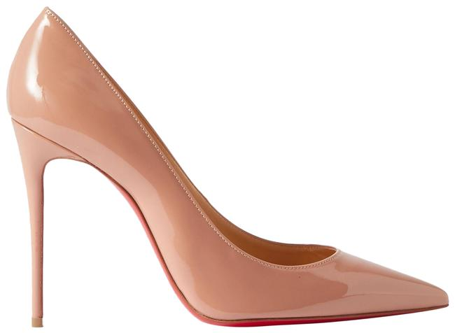 Item - Nude Kate 100 Patent-leather Pumps Size EU 42 (Approx. US 12) Regular (M, B)