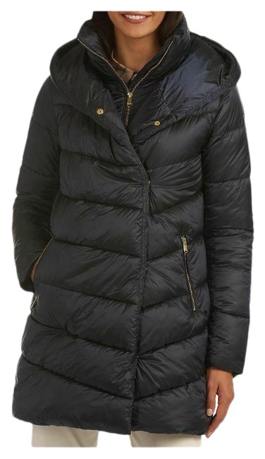 Item - Black Women's Orchy Hooded Puffer Jacket Coat Size 26 (Plus 3x)