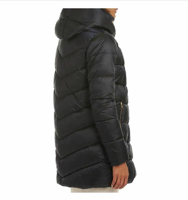 Barbour Black Women's Orchy Hooded Puffer Jacket Coat Size 26 (Plus 3x) Barbour Black Women's Orchy Hooded Puffer Jacket Coat Size 26 (Plus 3x) Image 2