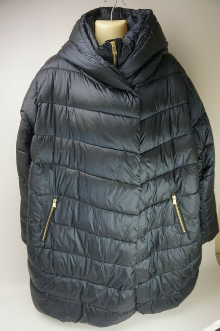 Barbour Black Women's Orchy Hooded Puffer Jacket Coat Size 26 (Plus 3x) Barbour Black Women's Orchy Hooded Puffer Jacket Coat Size 26 (Plus 3x) Image 3