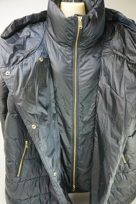 Barbour Black Women's Orchy Hooded Puffer Jacket Coat Size 26 (Plus 3x) Barbour Black Women's Orchy Hooded Puffer Jacket Coat Size 26 (Plus 3x) Image 4