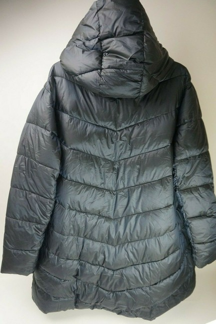 Barbour Black Women's Orchy Hooded Puffer Jacket Coat Size 26 (Plus 3x) Barbour Black Women's Orchy Hooded Puffer Jacket Coat Size 26 (Plus 3x) Image 5