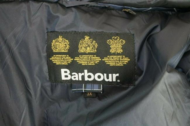 Barbour Black Women's Orchy Hooded Puffer Jacket Coat Size 26 (Plus 3x) Barbour Black Women's Orchy Hooded Puffer Jacket Coat Size 26 (Plus 3x) Image 7