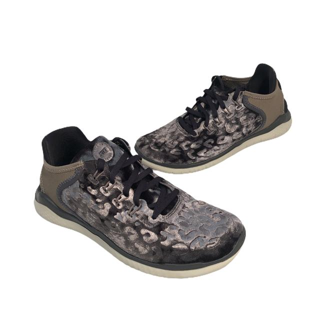 Item - Brown Gray Free Rn Wild Velvet Sneakers Size US 7.5 Regular (M, B)