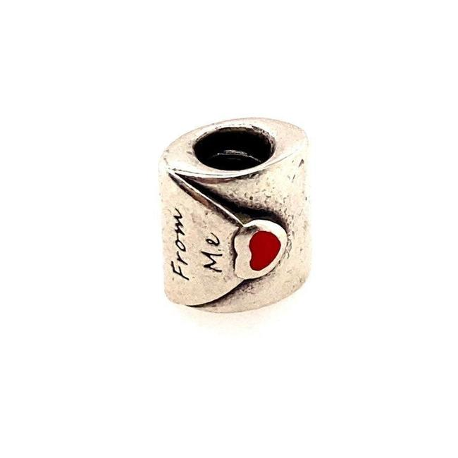 Item - Red Love Letter Charm