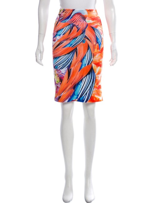 Item - Multicolor W Printed W/ Tags Skirt Size 4 (S, 27)